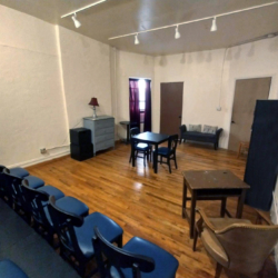 Studio A Classroom
