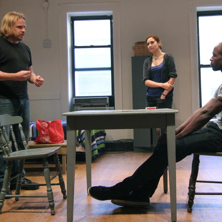 Meisner Acting – 1st year