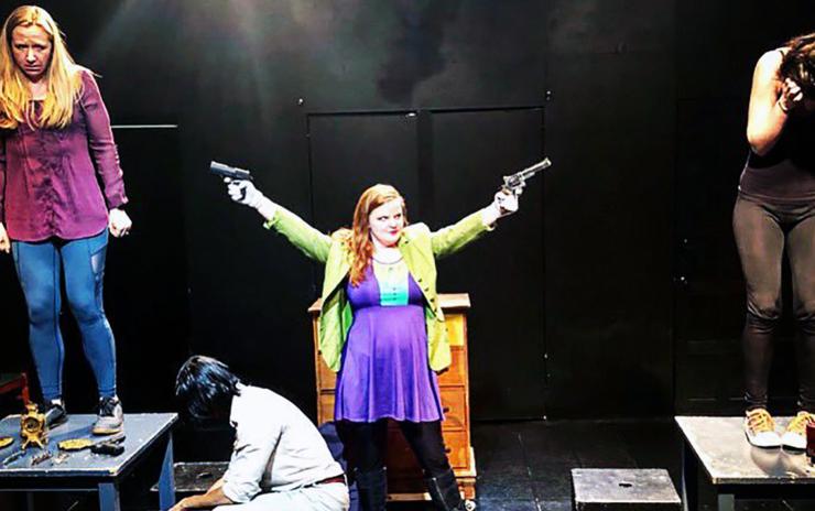 Meisner Acting – 2nd year