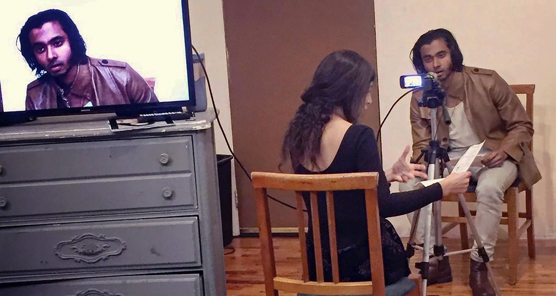 On Camera Audition